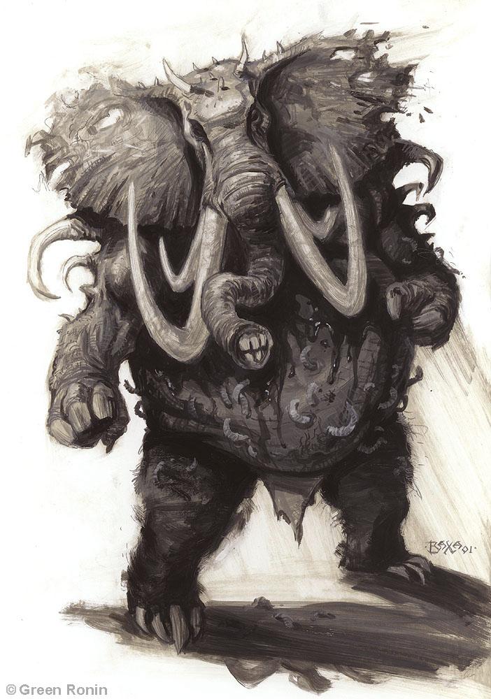 Image result for behemoth demon